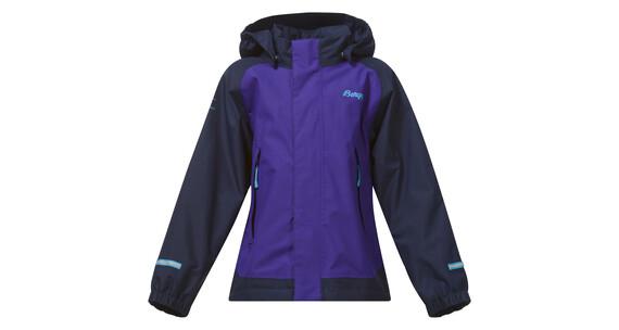 Bergans Kids Knatten Jacket Lavender/Navy